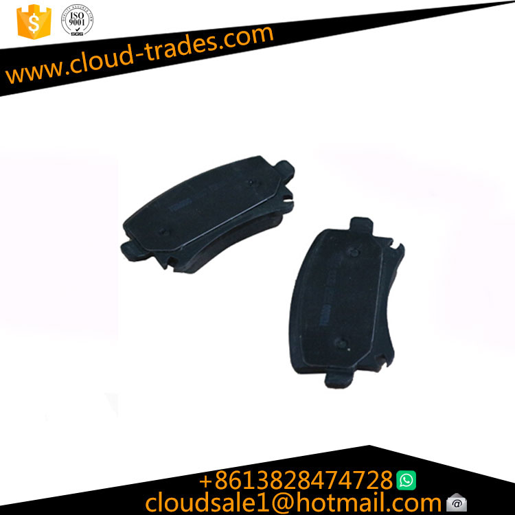 Manufacturer price High quality ceramic brake pad fdb1636 for audi