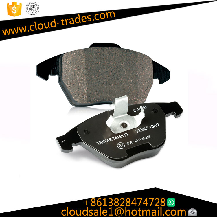 Wholesale price Hot Sale Auto Spare Parts brake pads 2521901 for car mercedes benz