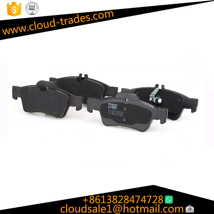 OEM service Factory price GDB1546 0034205120 D986 Brake Pad For Mercedes-benz E-class