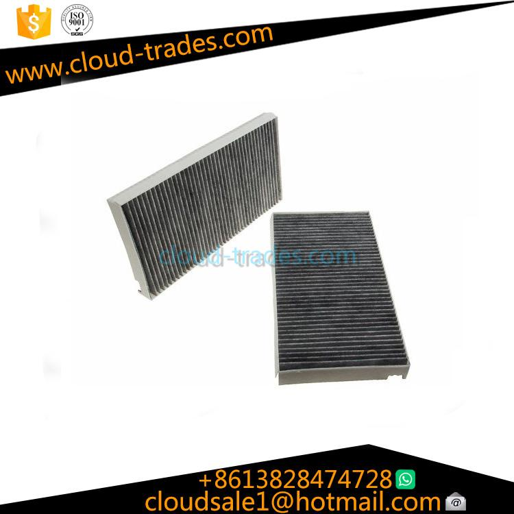 Car air conditioning system activated carbon air filter 64319171858 For BMW