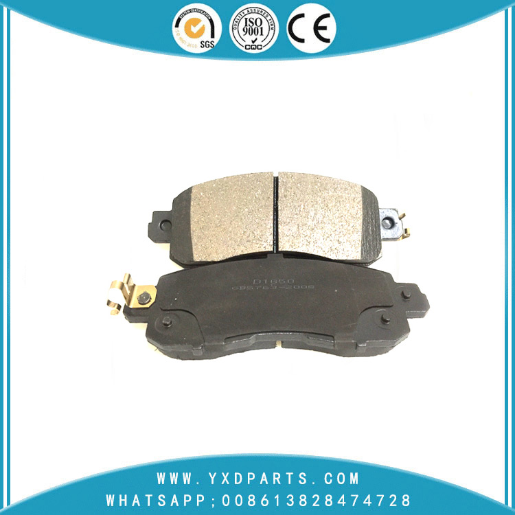 nissan car parts front disc brake pads oem D1060-3TA0A