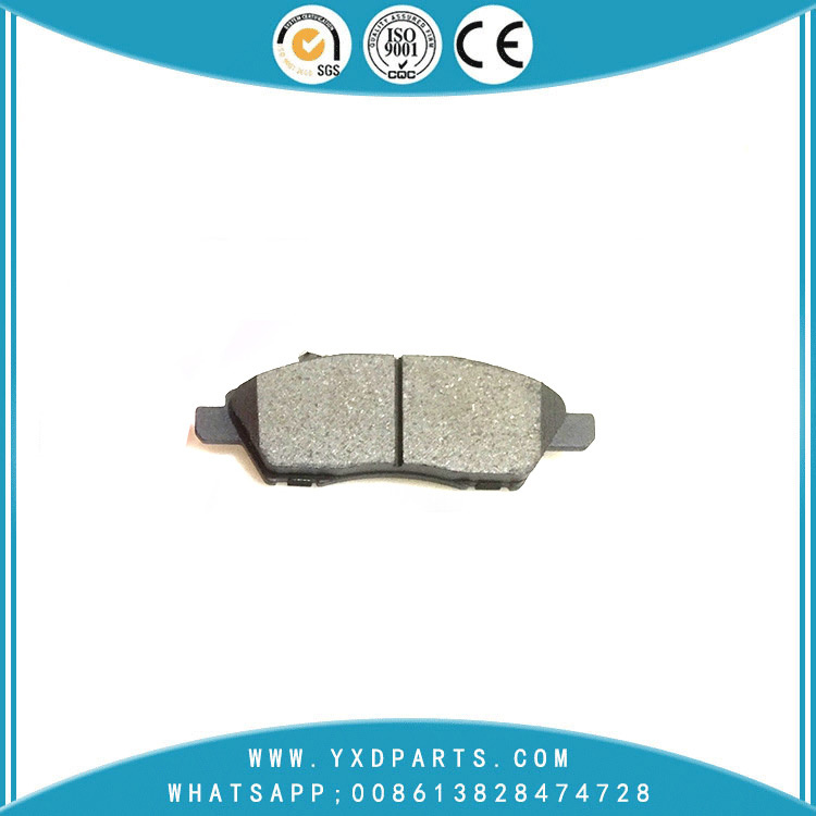 NISSAN VENUCIA car Rear Brake Pads oem D1060-ED500