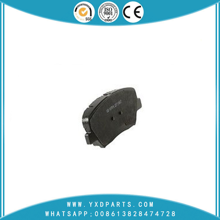 High quality car spare parts brake pads oem 58101-0WA10 for HYUNDAI kia