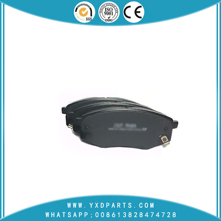High quality spare hyundai car parts front brake pads oem 58101-2sa30