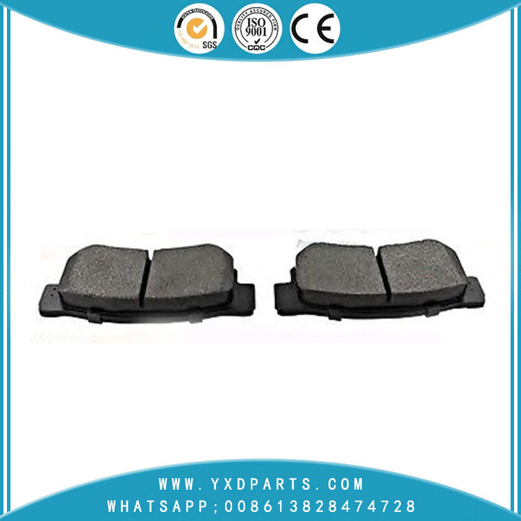 best selling Auto part Disc brake pads oem 58302-2SA30 for CHANGAN HYUNDAI KIA JAC