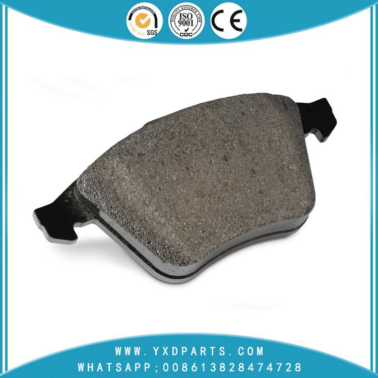 German car brake pads oem 2521901 for MERCEDES-BENZ E-CLASS S-CLASS SLK CLS