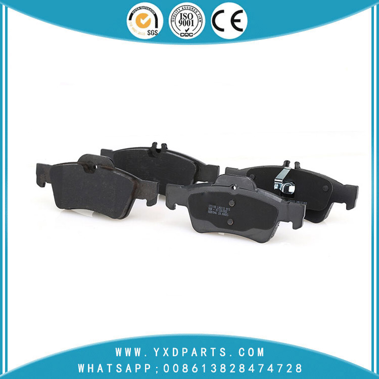 China Manufacturer Auto Parts Ceramic Non-Asbestos Brake Pads oem GDB1546 for MERCEDES-BENZ