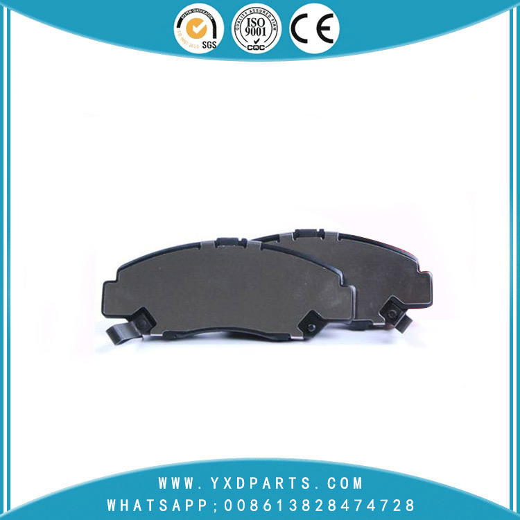 High Quality Disc Brake Pad oem GDB1642 for MERCEDES-BENZ
