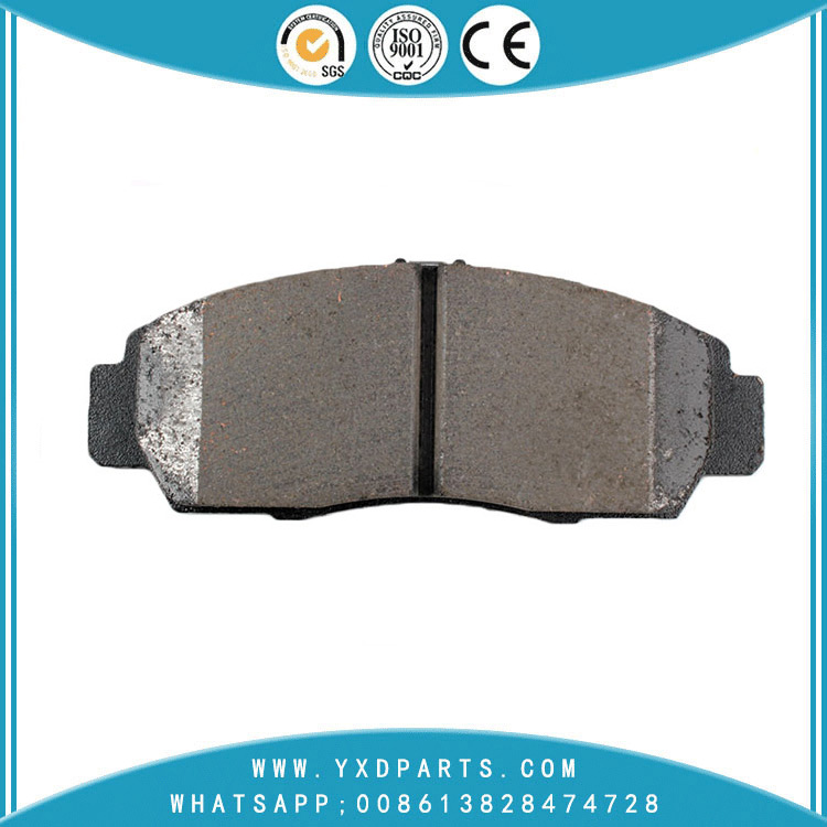 Japanese car brake pads oem 0986AB2989 for HONDA INSPIRE LEGEND ODYSSEY
