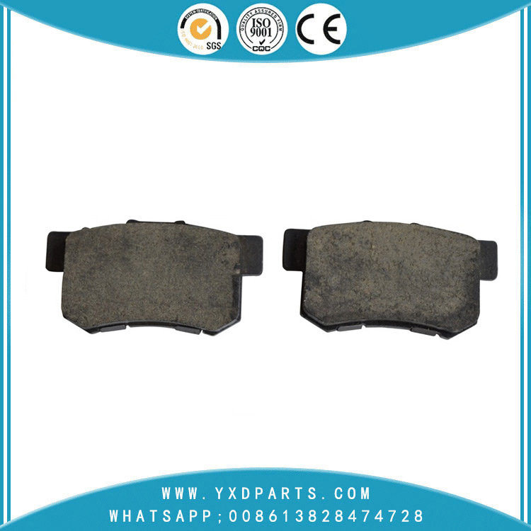 car ontrol parts disc brake pad oem FDB956-D for ACURA HONDA ROVE