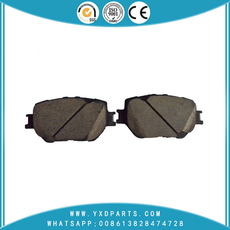 car Brake cylinder brake pads oem FDB4201-D for TOYOTA CROWN REIZ