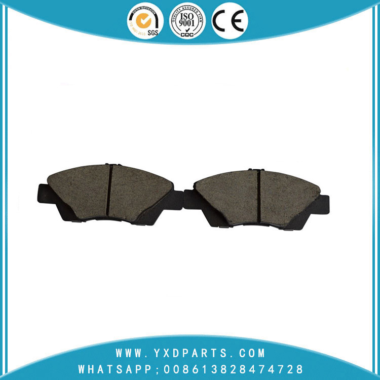 Front brake pads brake disc auto parts oem FDB4272-D for HONDA